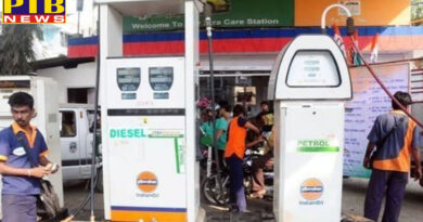 petrol diesel prices decreased for the third consecutive day crude oil rose