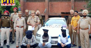 Jalandhar Country Police got great success Police arrested arms supplier to gangsters