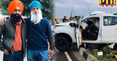 khalsa aid volunteers serving the people die in a road accident Kotkapura Punjab