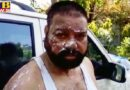 Major incident during curfew in Jalandhar Drunk person attacked with a petrol bomb over the countryside police personnel Punjab