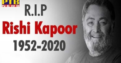 Political Reactions on Bollywood Actor Rishi Kapoor's Death