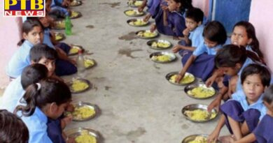 Kangra Education Department Forcing Mid-Day Meal Ration Distribution In The Middle Of Danger Of Corona Infection Himachal pardesh
