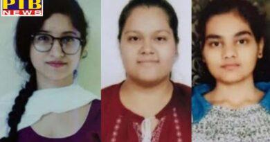 Students of HMV got Positions in B.A. (Hons) Pol. Sc Jalandhar