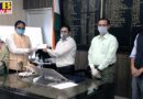 St. Soldier Group gave 5 lakhs to help people Jalandhar