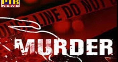Another murder in Jalandhar within 24 hours A person killed his own partner in village Shankar with a sharp weapon Punjab