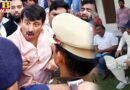 Delhi BJP President Manoj Tiwari arrives in Sonipat to play cricket, No social distancing