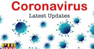 Jalandhar coronavirus 3 positive case Punjab