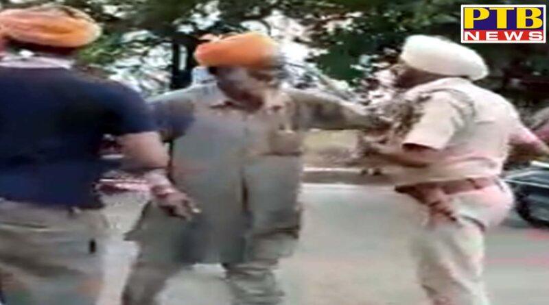 Big news from Tarn Taran after Patiala and Jalandhar 2 youths fight ASI Punjab