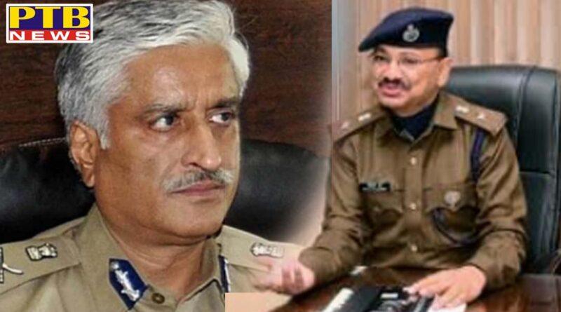 himachal pradesh sp bilaspur denied entry to ex dgp punjab sumedh singh saini in