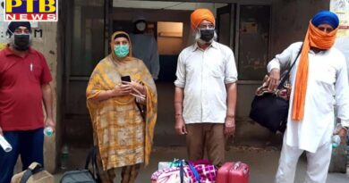 asper new sop by gol 79 positive patients discharged from civil hospital jalandhar
