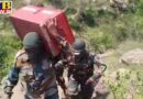 Army saves lives in Jammu A little carelessness could have killed the entire village Rajouri