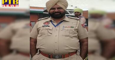 punjab police asi dies due to corona