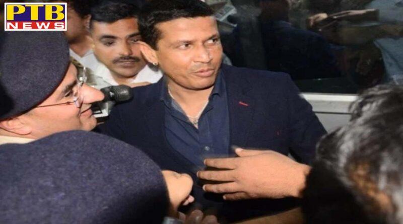 former cps neeraj bharati arrested Shimla Himachal Pardesh