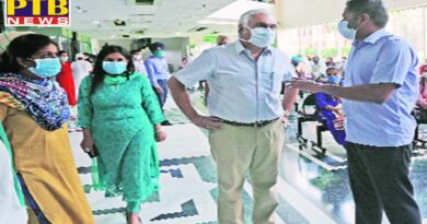 more than 50 people deteriorated due to gas leak near mohali at late night chandigarh Punjab