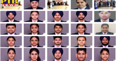 Cambridge International School Dasuha did as best every year in the results of class XII