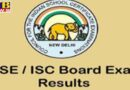 icse isc results 2020 declared know scores website