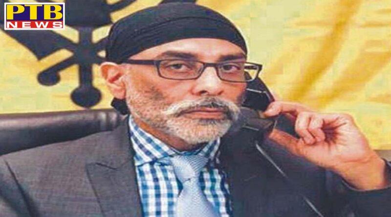 major action punjab police sfj pannu partner arrested from kapurthala Punjab