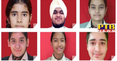 IVY World School students perform well in class X examination Jalandhar