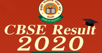 cbse 12th result declared 2020