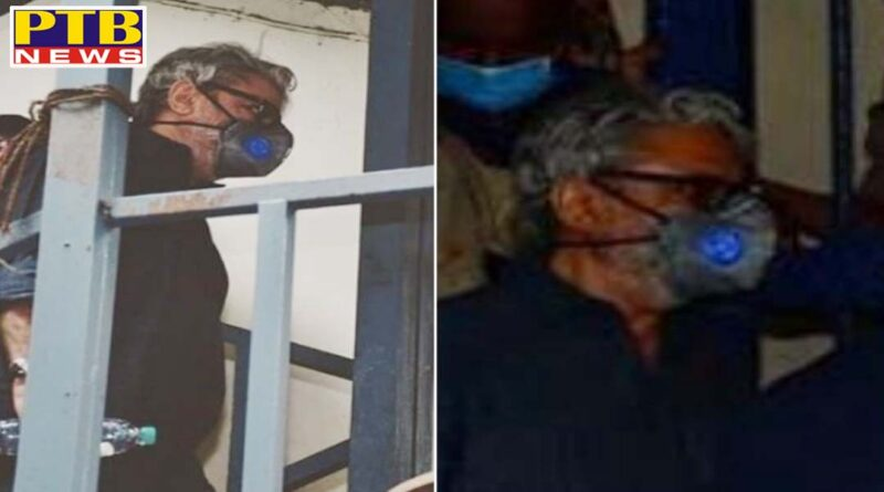 sanjay leela bhansali at bandra police station to record his statement