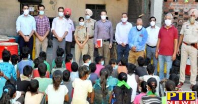 jalandhar police rescues 47 child labour from a leather complex factory