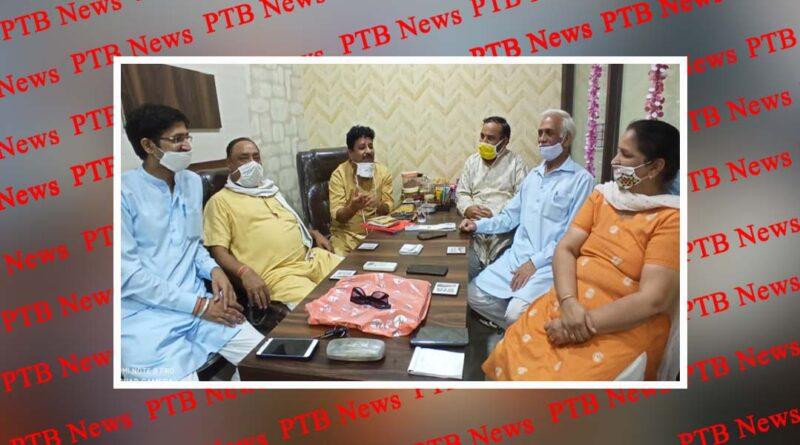 Shri Ram Charitra Manas Ramayan will be organized at the shri Balaji temple in Shekha Bazaar Jalandhar PTB Big Breaking news