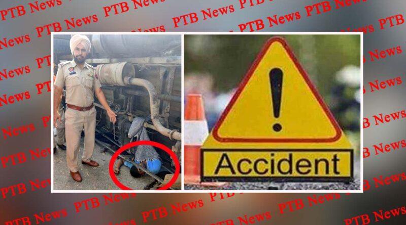 jalandhar ferozepur national highway tragic accident man dead Punjab Big Accident