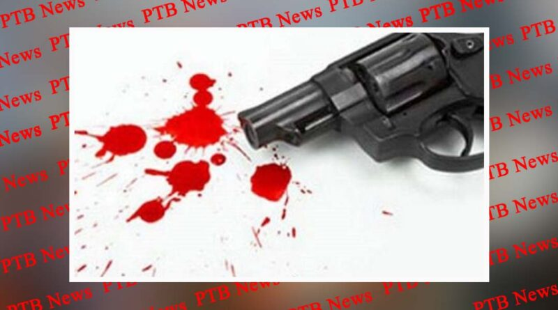 Former Panchayat member Man Singh Rana shot dead by unidentified assailants due to old enmity in Jalandhar Punjab
