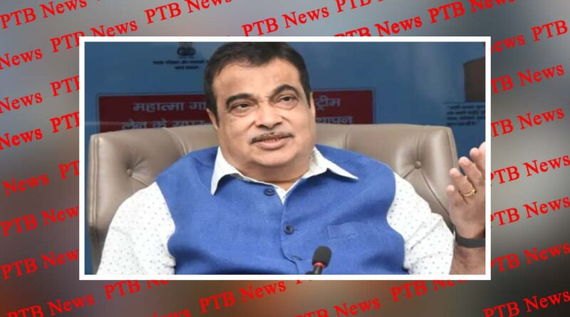 Corona report of Union Minister Nitin Gadkari came positive, gave this advice to those who came in contact by tweeting