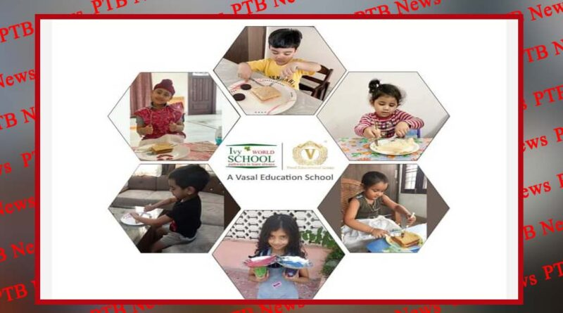 Ivy World school- Table Manners Activity