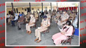 cp Jalandhar gurpreet singh bhullar orders crackdown on drug smugglers and bootleggers police Commissioner jalandhar