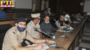 dc jalandhar ghanshyam thori directs officials to impartonline traffic educations to students amid covid19 pandemic Punjab