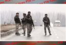 CRPF convoy attacked by terrorists A young man was seriously injured Jammu Kashmir