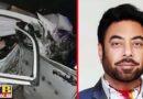 Moga MLA Dr. Harjot Kamal and Moga Improvement Trust Chairman Vinod Bansal were victims of a car accident Punjab