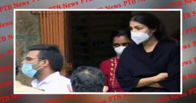 riya chakraborty and his brother with 16 others judicial custody is over today ncb seeks for more days Mumbai