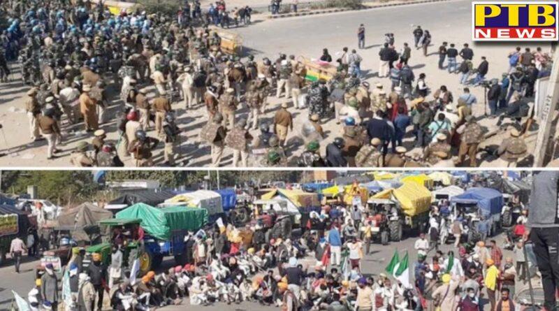 Government bowed to farmers' insistence, permission to protest in Burari, Delhi