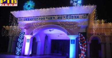 Deepamala was organized in Gurudwara Saheb at 551 Sala Prakash Parv of Sri Guru Nanak Dev Ji at Lyallpur Khalsa College Jalandhar