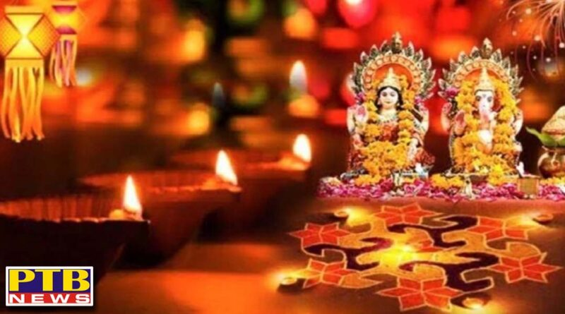 diwali puja muhurat 2020 a rare coincidence is being formed after 17 years