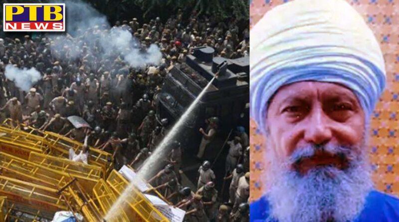 farmer gajjan singh died in delhi kisan morcha kisan protest ludhiana Punjab