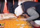 celebrations on 551th prakash parv of guru nanak dev start in dera nanak of punjab gurdaspur Kapurthala dera baba nanak