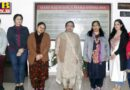 HMV College Jalandhar students of BFA Semester-VIII bagged top positions in University