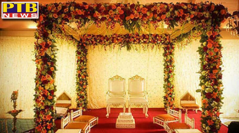 strictness in noida after delhi not more than 100 guests will be able to attend the wedding New delhi