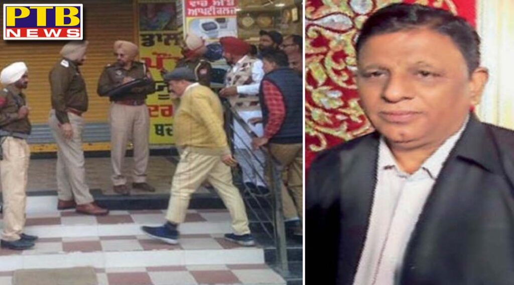 This gangster took the responsibility to shoot the father of the accused of the inaction of Guru Granth Sahib