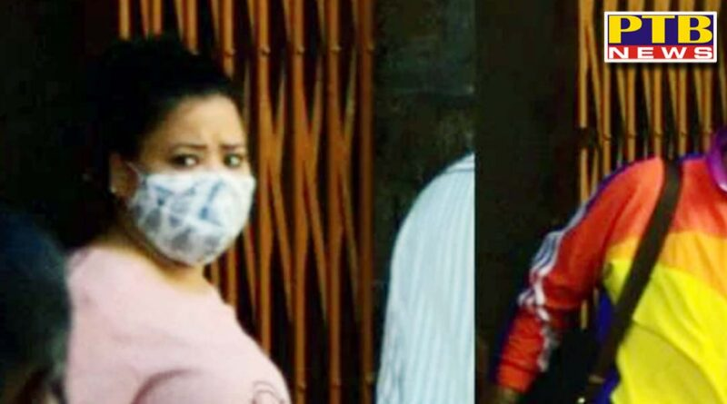 Drugs Case Comedian Bharti Singh and husband Haarsh Limbachiyaa get bail with conditions Mumbai