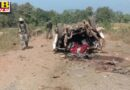chhattisgarh many civilians injured in ied blast in bijapur district sundarraj says they are out of danger treatment
