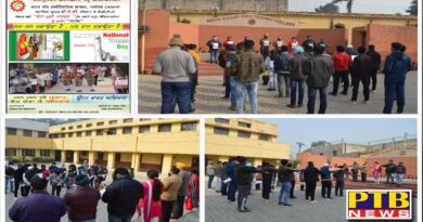 National Voters Day celebrated at Mehar Chand Polytechnical College Jalandhar