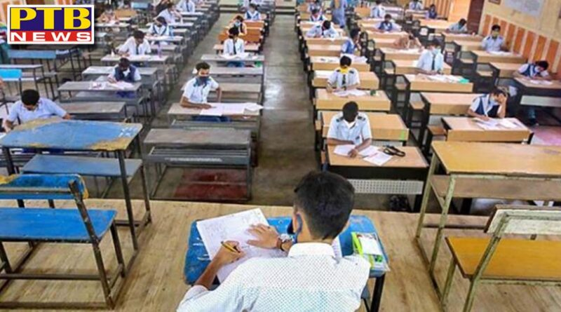 third to eighth Class students no examination in delhi government school ncr