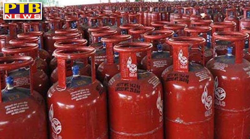 lpg gas cylinder hike today 25 rupees hike in price second time with in a week know new rates India