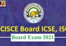 cisce announced icse isc board exam dates 2021 class 12 exams from april 9 class 10 exams from may 5