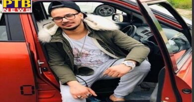 youth living in tanda in italy died in a Big road accident Punjab Tanda